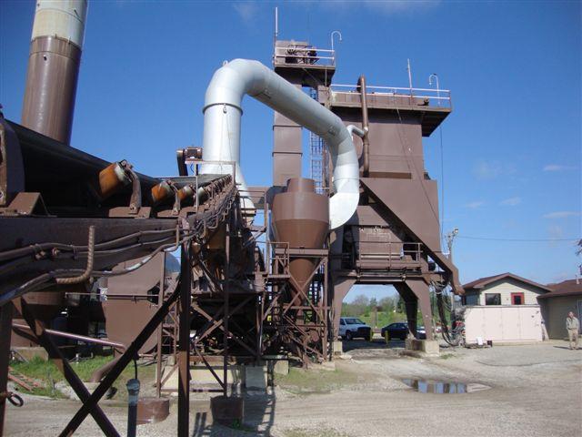 best mini asphalt mixing plant