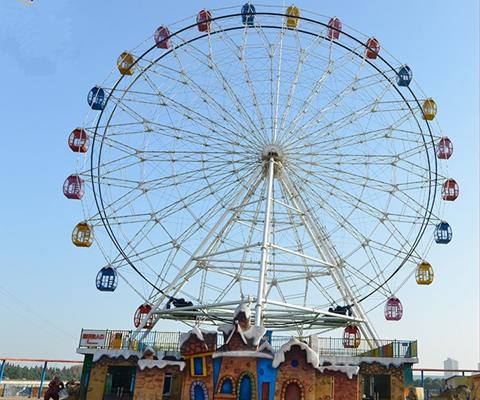 carnival ferris wheel rides