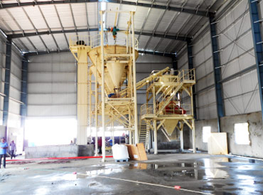small tile adhesive mixing plant for sale