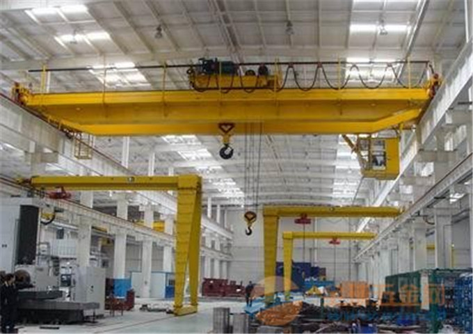 Deliver high-quality overhead crane 40 ton factory price