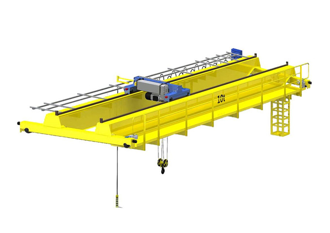 Price of two-gantry bridge crane electric 10 tons