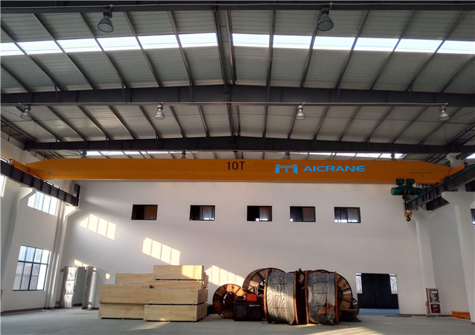 Buy single girder overhead crane 10t