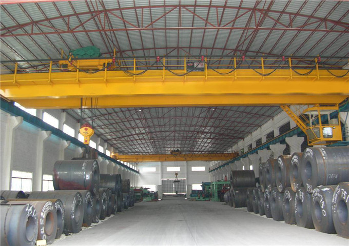 40t overhead crane from the crane manufacturer